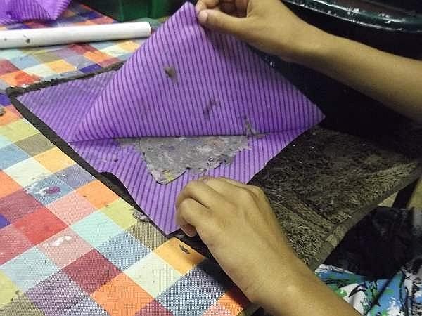 Make A Wild Flower Seed Mat