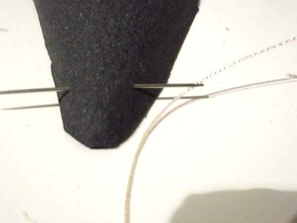 make rat or mouse whiskers