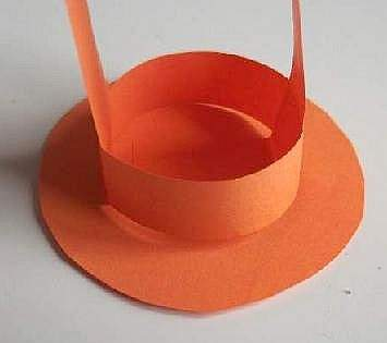 the light holder for a paper lantern