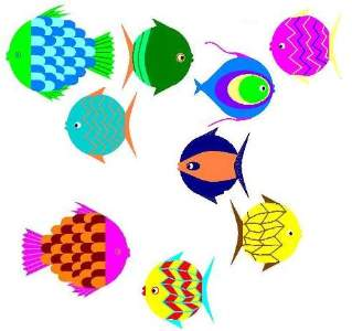 I just love paper plate crafts. If you do to take a look at other things you can make.  sc 1 st  Kool Kids Crafts & Paper Plate Fish to Make