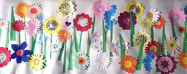 Preschool Spring Craft Projects