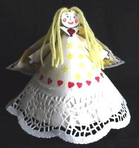 paper plate princess