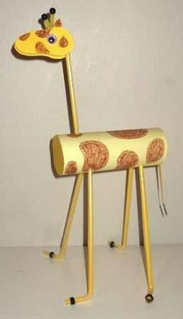 giraffe craft