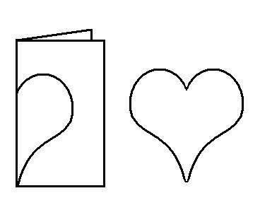 make a paper heart