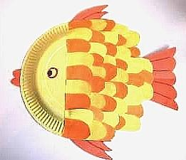 They are easy to make using colorful paper felt tipped pens and any other material you would like to use for effect.  sc 1 st  Kool Kids Crafts & Paper Plate Fish to Make