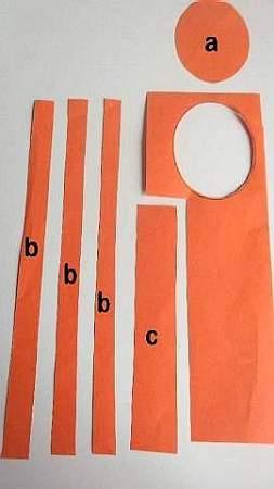 pattern for inside paper lantern